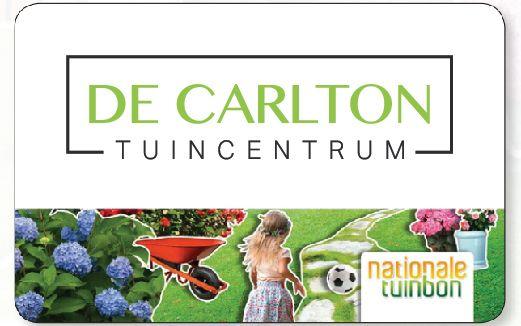 Tuinbon - De Carlton