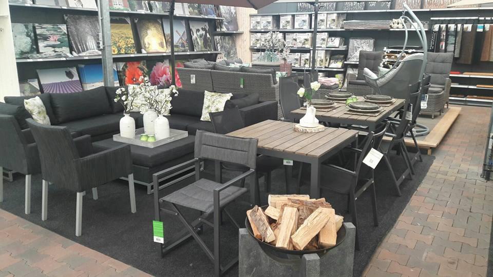 Tuinmeubelen showroom nabij Den Haag